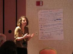 Kate Shoemaker: Reflections on Promise Neighborhoods National Network Conference