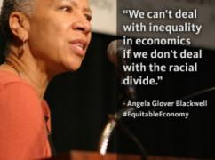 Angela Glover Blackwell: We Can Solve the Nation's Wealth Gap by Eliminating Racial Divide